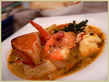 My simplified Fish Bouillabaisse — Ma bouillabaisse version ...