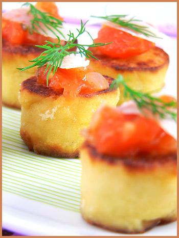 gnocchi tarragon tomato
