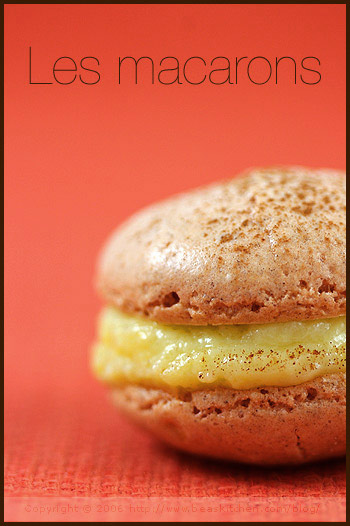 macaron French