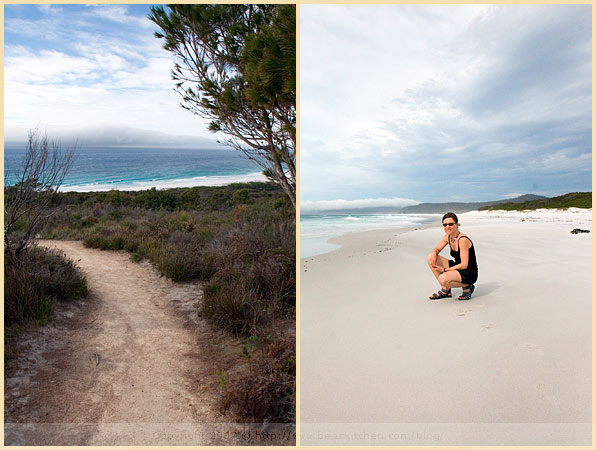 Friendly Beaches in Freycinet National Park
