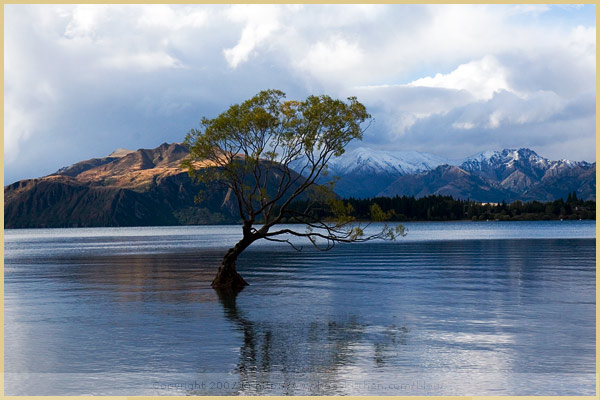 Lake Wanaka New Zealand