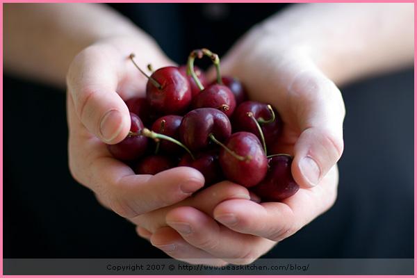 clafoutis cherry french tartine gourmande