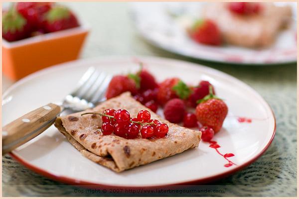 A craving for chestnut and quinoa cr pes une envie de - Comment faire une pate a crepes ...