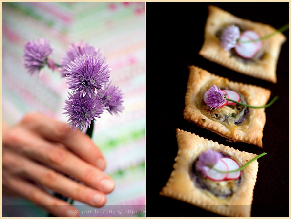 food styling stylist photography sainte maure eggplant tartlet honey thyme tartine gourmande