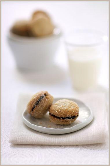 mary butterballs cookies vanilla chocolate
