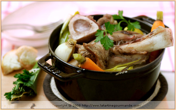 pot-au-feu meat tradition French