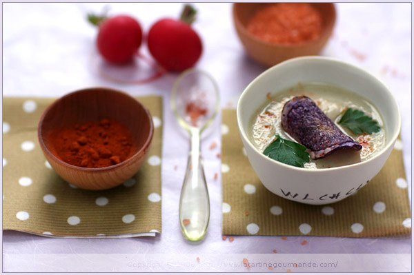 jerusalem artichoke sunchoke soup