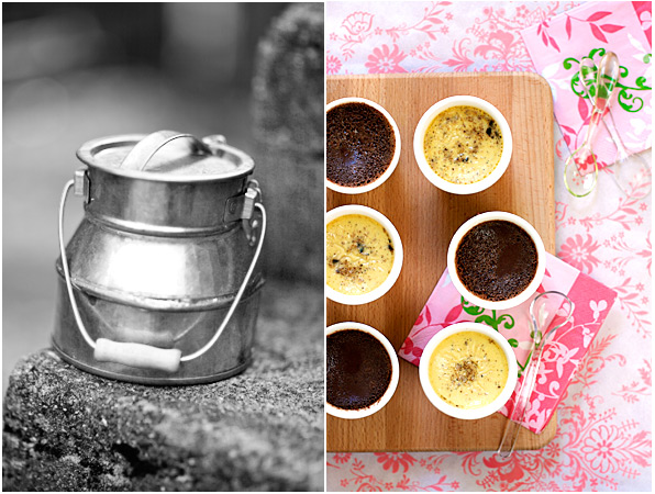 Petits Pots de Crème, the French Way | La Tartine Gourmande