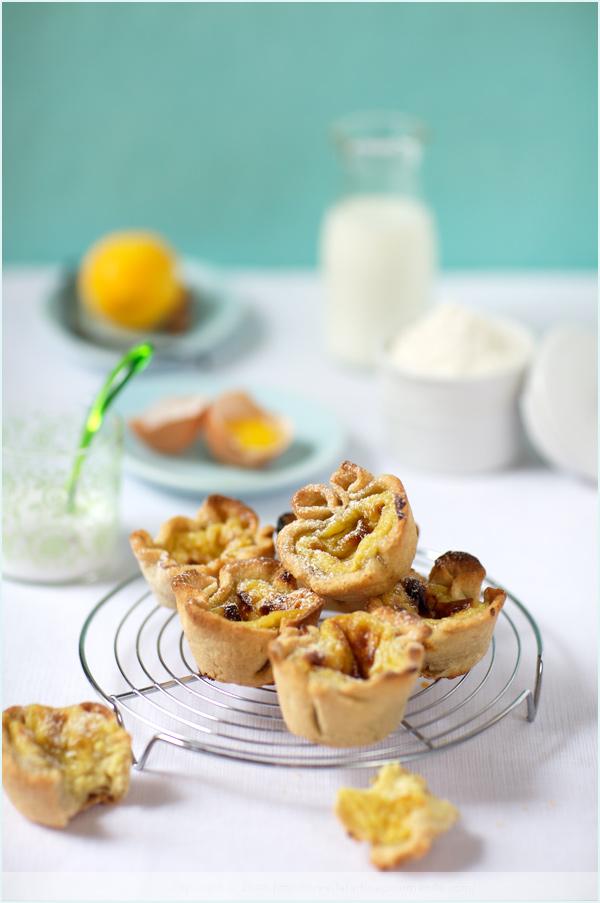 pasteis de nata portuguese pastry
