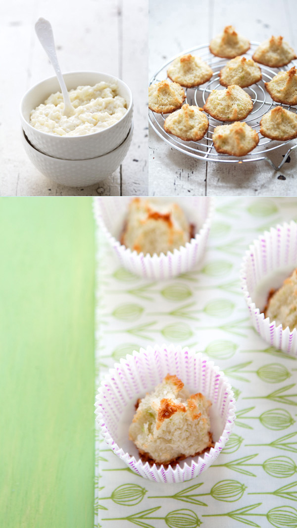 coconut lime macaroon gluten free