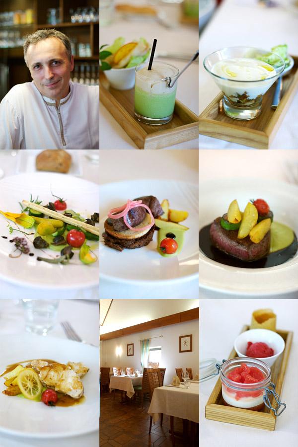 ecluse 16 restaurant altwiller alsace france