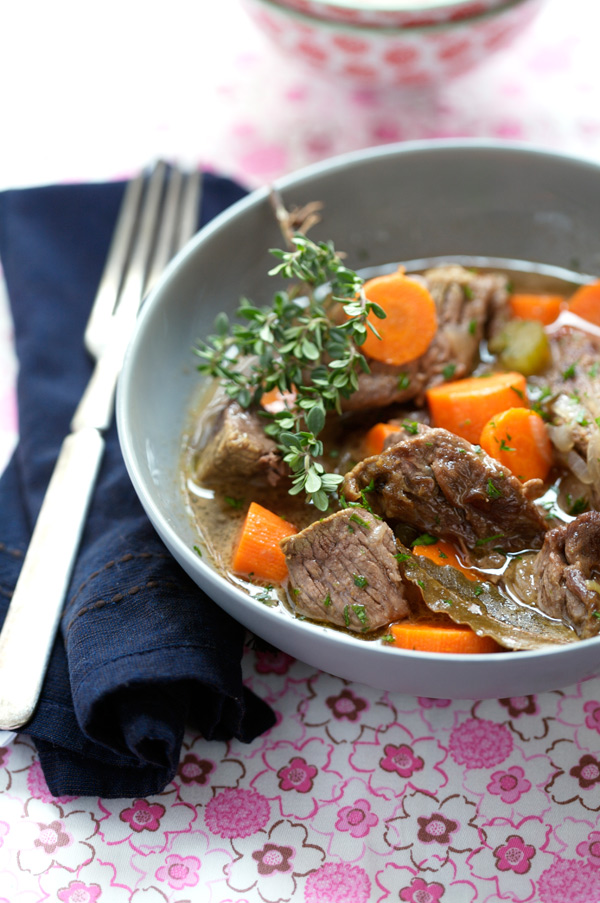 beef stew boeuf carottes