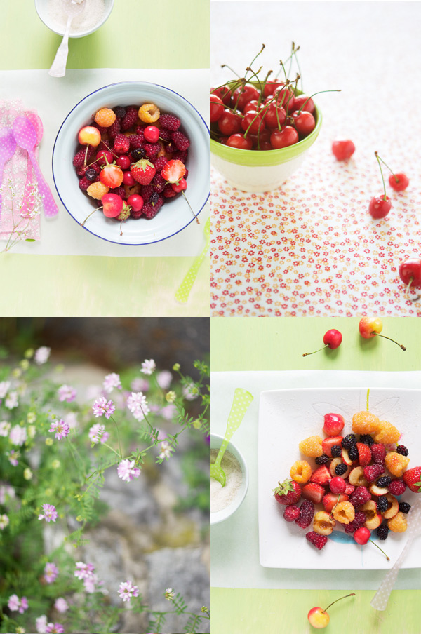 fruit papillote gluten free recipe