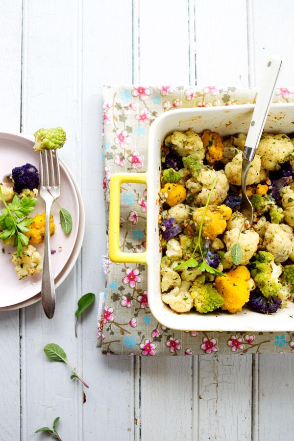 gratin cauliflower gluten free tartine gourmande