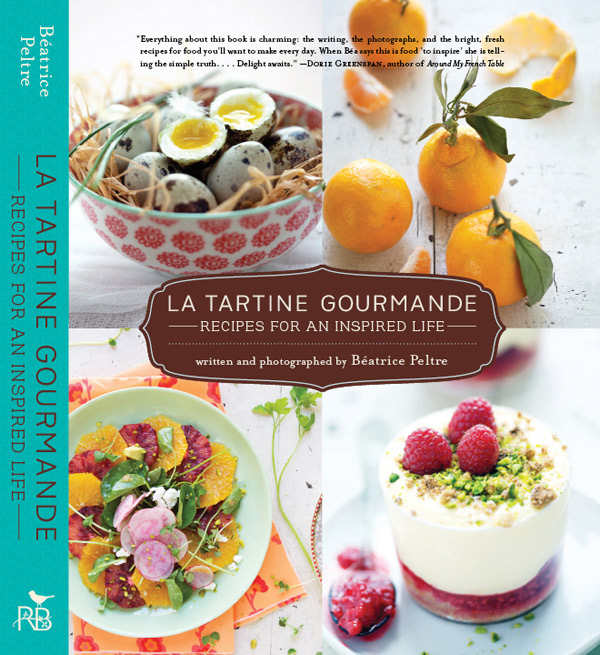 tartine gourmande recipes for an inspired life cookbook