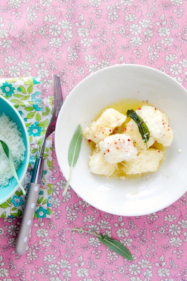 gluten free ricotta gnocchi recipe Sicily Casa vecchie