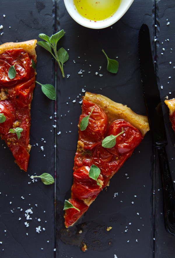 tomato tarte tatin recipe gluten free