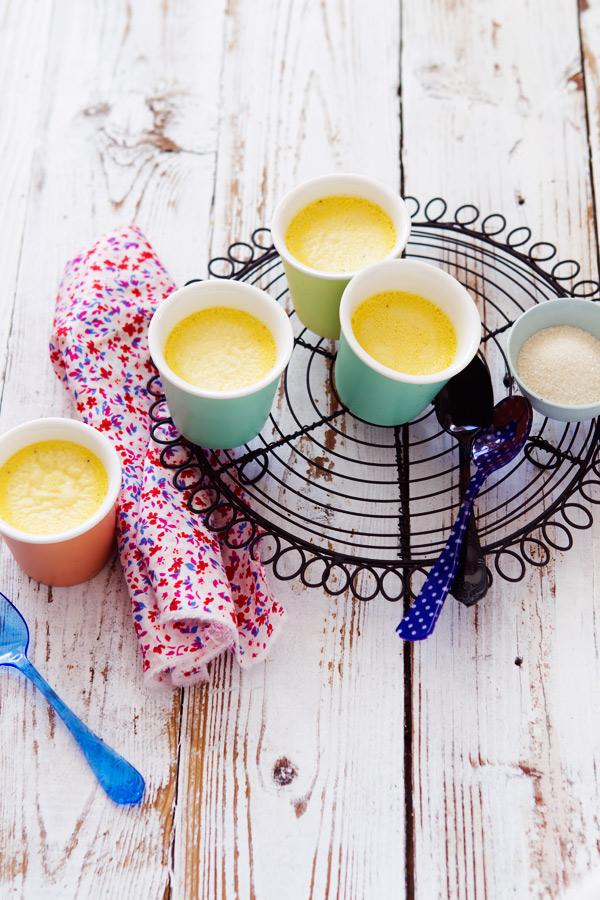 petits pots crème french dessert children